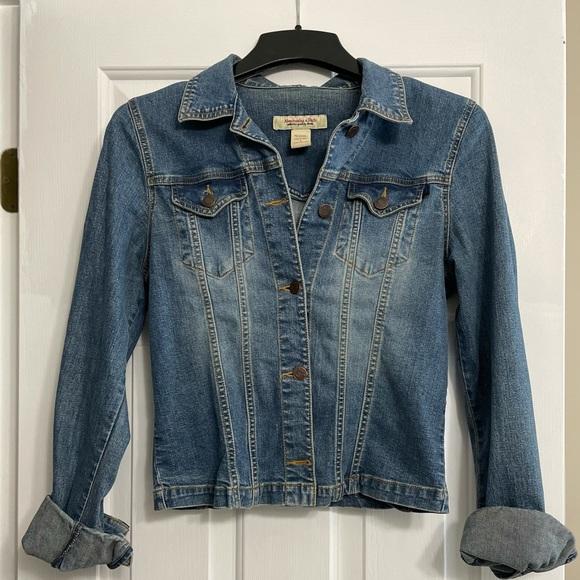 Abercrombie & Finch jean jacket
